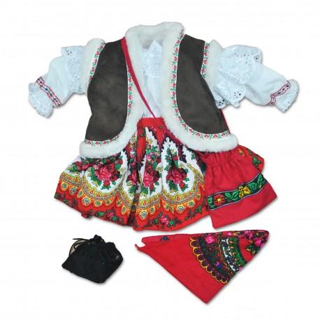 Costum traditional botez F11