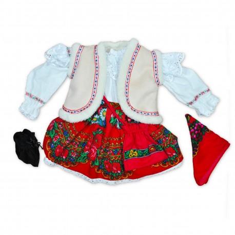 Costum traditional botez F13