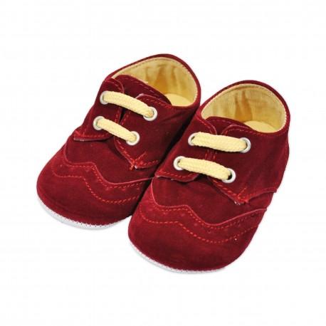Pantofi botez baieti B19