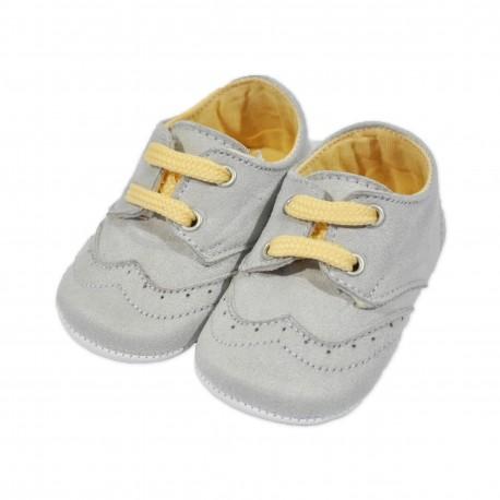 Pantofi de baieti botez B21