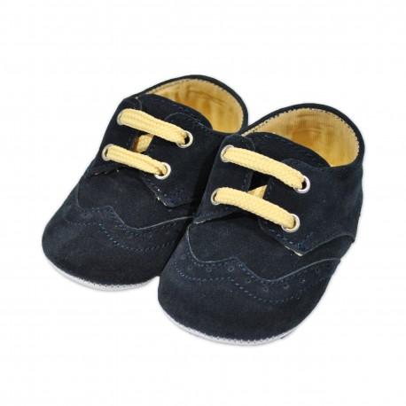 Pantofi de baieti botez B22