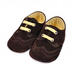 Pantofi de baieti botez B23