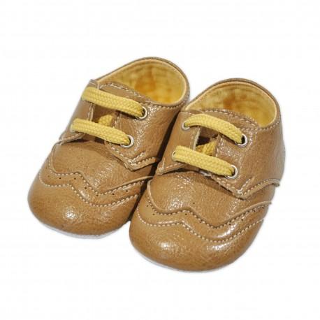 Pantofi de baieti botez B24