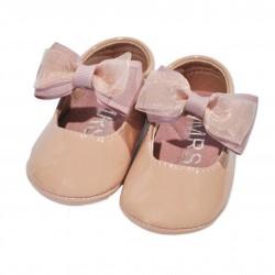 Pantofi de fete botez F04