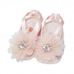 Pantofi de fete botez F07