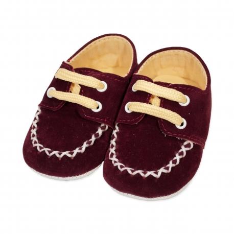 Pantofi de baieti botez B26