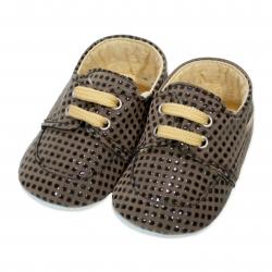 Pantofi de baieti botez B28