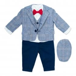 Costum elegant bebe 5 piese B52