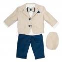 Costum elegant bebe 5 piese B53