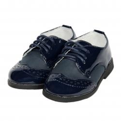 Pantofi de lac baieti B01