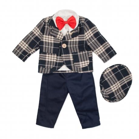 Costum elegant bebe 5 piese B60
