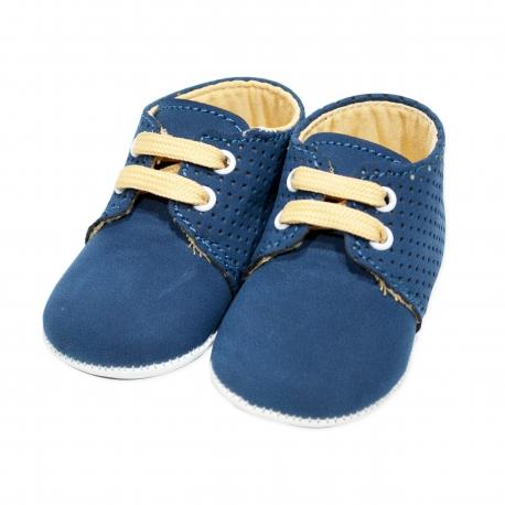 Pantofi de baieti botez B30