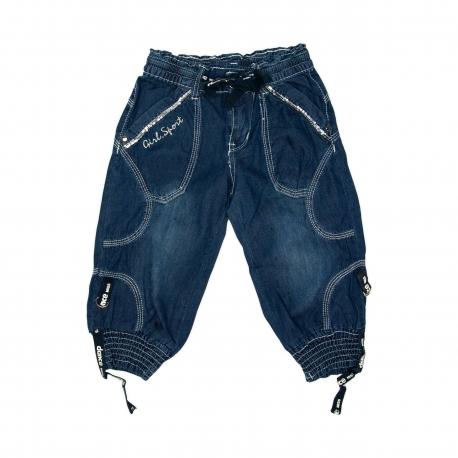 Pantaloni trei sfert fete F18