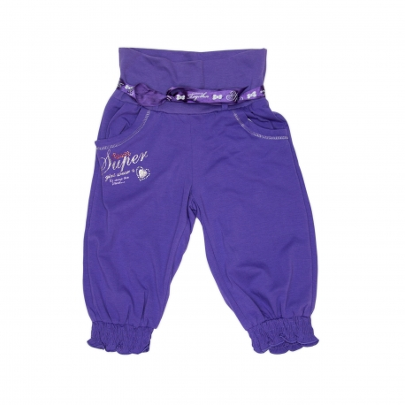Pantaloni trei sfert fete F19