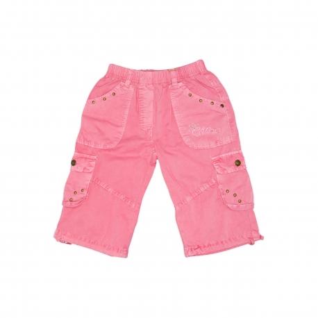 Pantaloni trei sfert fete F23