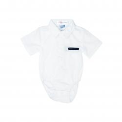 Body bebe (baieti) tip camasa B13