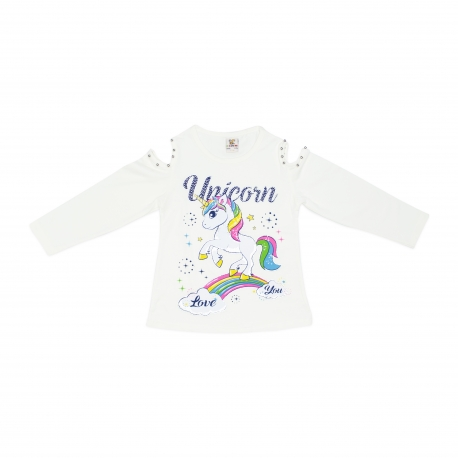 Bluza sport fete - F18