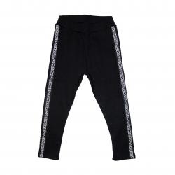 Pantaloni imblaniti de trening fete - F27