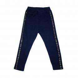 Pantaloni imblaniti de trening fete - F28