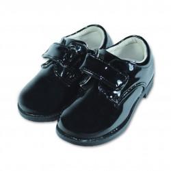 Pantofi de lac baieti B03
