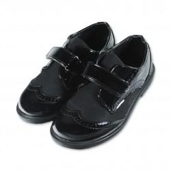 Pantofi de lac baieti B06