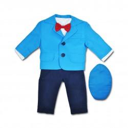 Costum bebe 5 piese B17