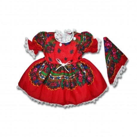 Costum traditional botez F06