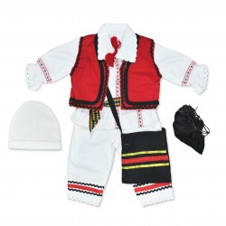Costum traditional botez B29